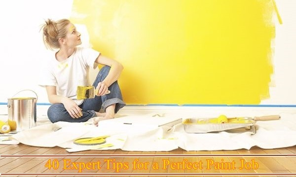 Expert Tips for a Perfect Paint Job