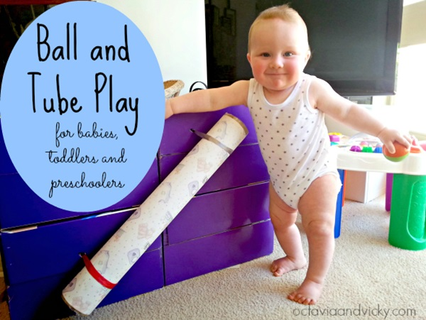30 Amazing Activities to Keep your 1 Year Baby Busy 10