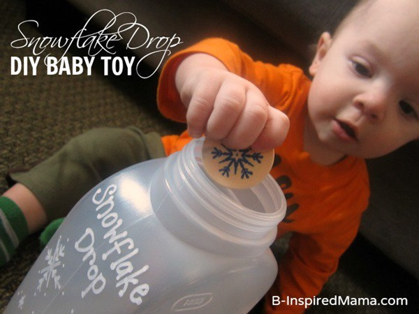 30 Amazing Activities to Keep your 1 Year Baby Busy 13
