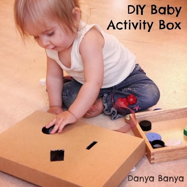 30 Amazing Activities to Keep your 1 Year Baby Busy 16