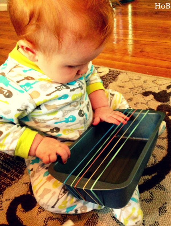 30 Amazing Activities to Keep your 1 Year Baby Busy 23