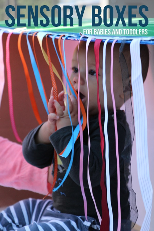 30 Amazing Activities to Keep your 1 Year Baby Busy 26