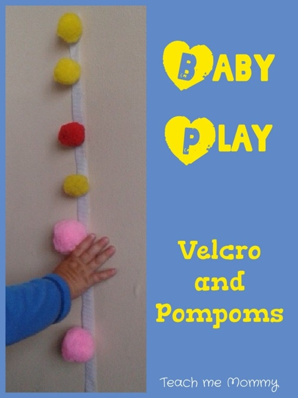 30 Amazing Activities to Keep your 1 Year Baby Busy 28