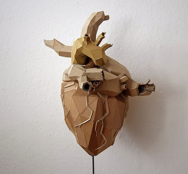 30 Amazing Cardboard Sculptures 2