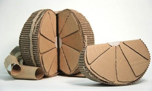 30 Amazing Cardboard Sculptures Feature Image
