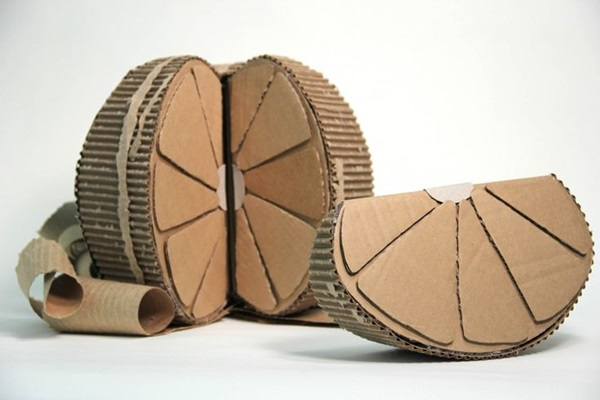 30 Amazing Cardboard Sculptures Feature Image