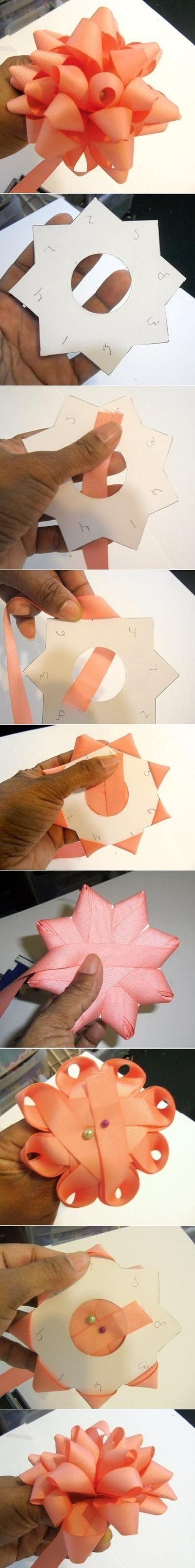 Different Ways to Use Ribbons 1