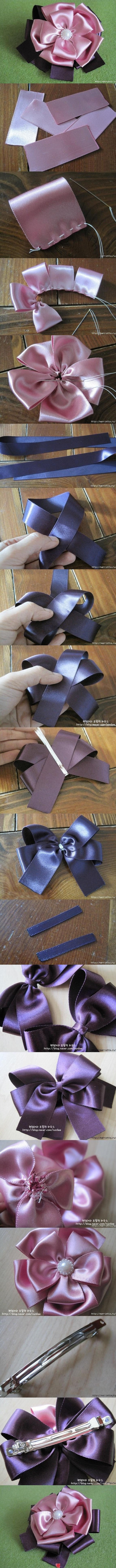 Different Ways to Use Ribbons 14