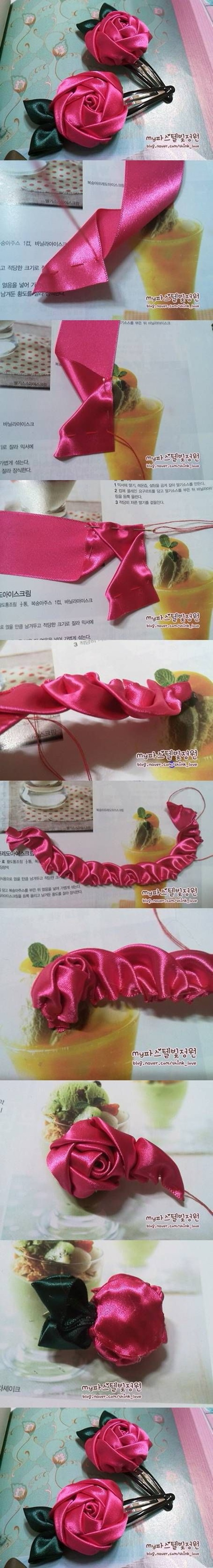 Different Ways to Use Ribbons 3