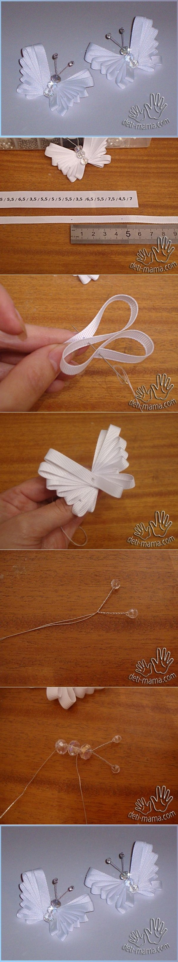 Different Ways to Use Ribbons 7