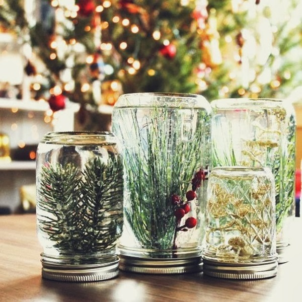 20 DIY Christmas Decors on a Budget 10