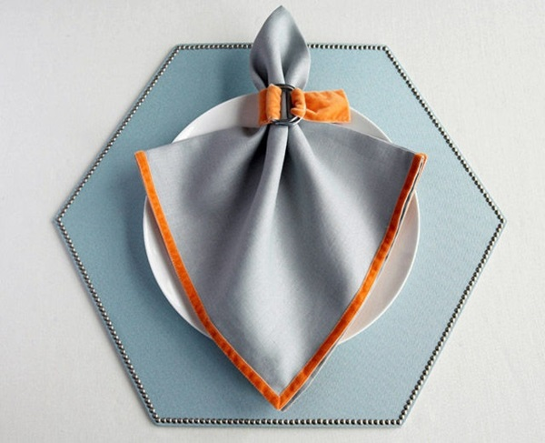 30 Creative Napkin Folding Ideas 30