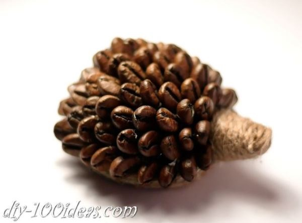 Amazing DIY Coffee Beans Crafts 15c