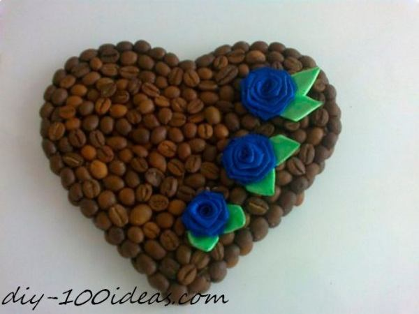 Amazing DIY Coffee Beans Crafts 41