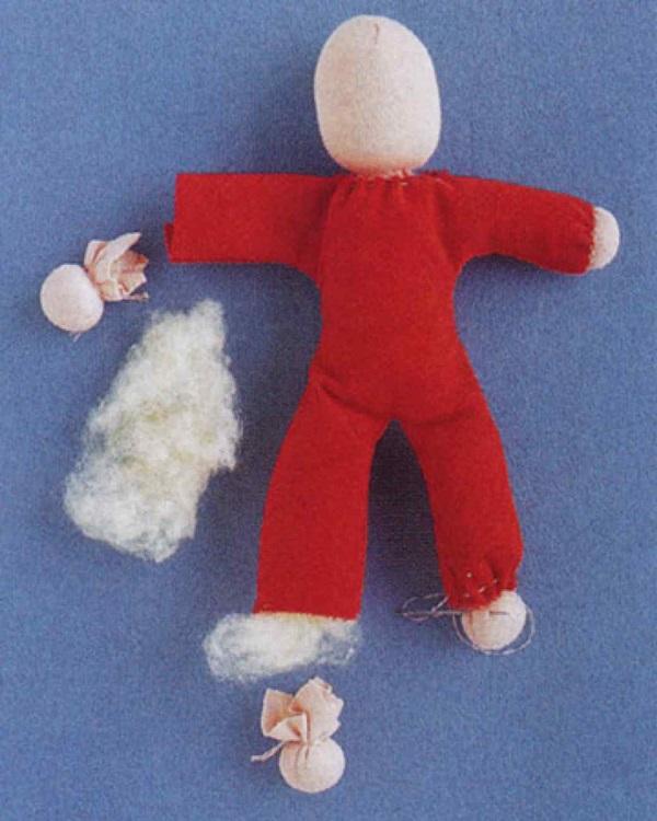 How to Make Handmade Dolls 5