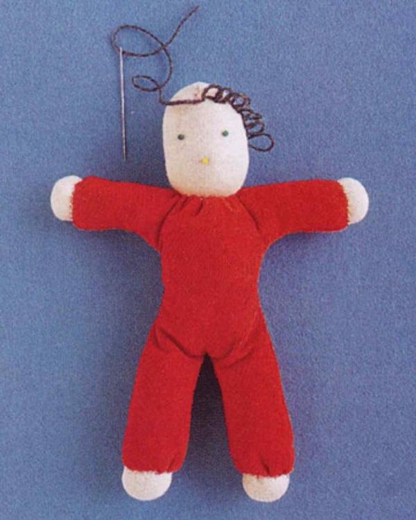 How to Make Handmade Dolls 6