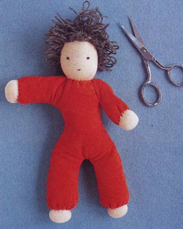 How to Make Handmade Dolls 7
