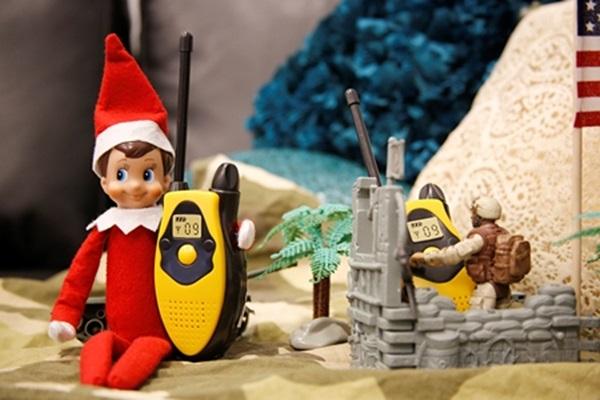 Top 20 Elf on the Shelf Ideas 10