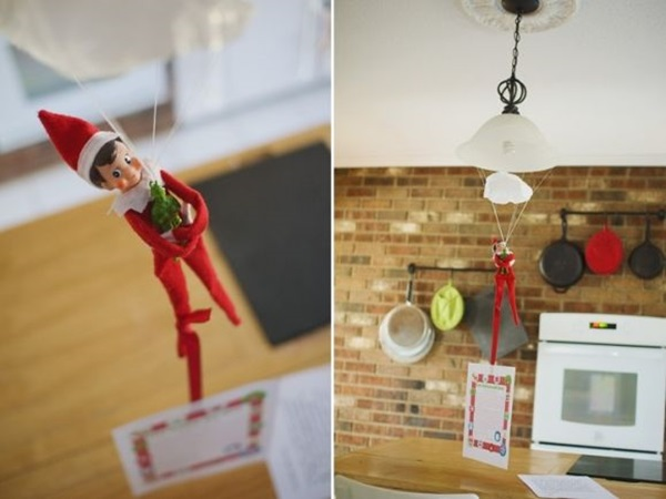 Top 20 Elf on the Shelf Ideas 2