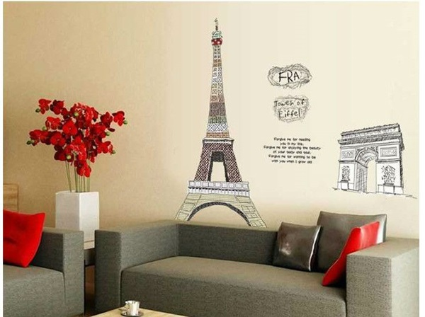 40 Amazing Design of Poster Wallpapers for Bedroom 10