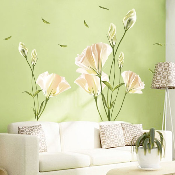 40 Amazing Design of Poster Wallpapers for Bedroom 13