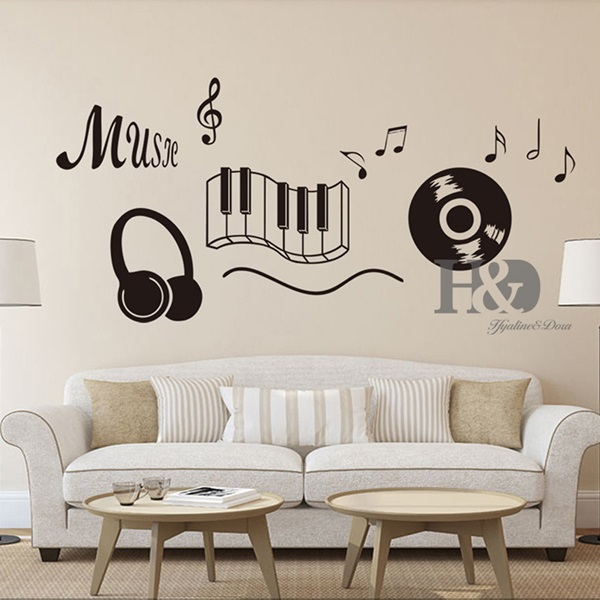40 Amazing Design of Poster Wallpapers for Bedroom 15