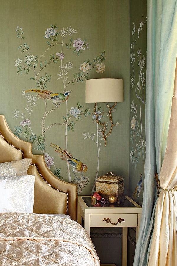 40 Amazing Design of Poster Wallpapers for Bedroom 19