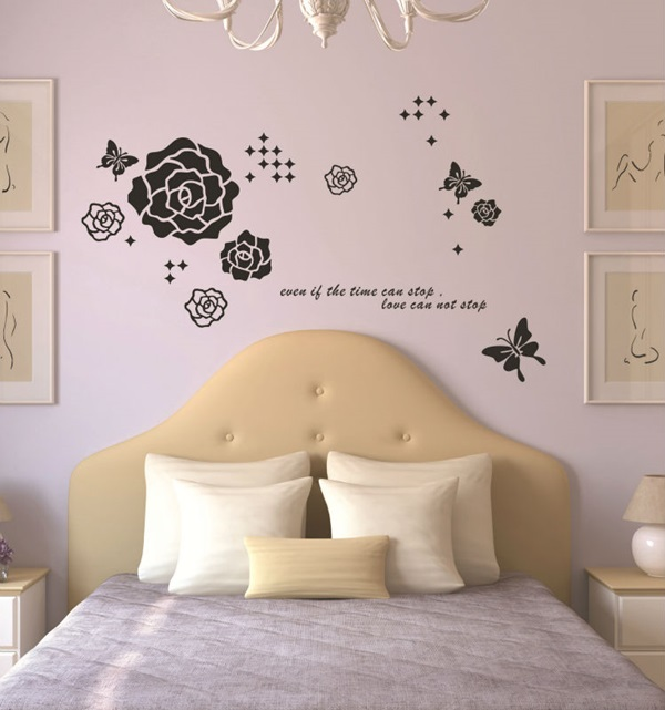 40 Amazing Design of Poster Wallpapers for Bedroom 2