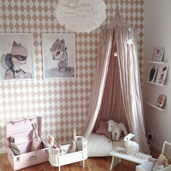 40 Amazing Design of Poster Wallpapers for Bedroom 22