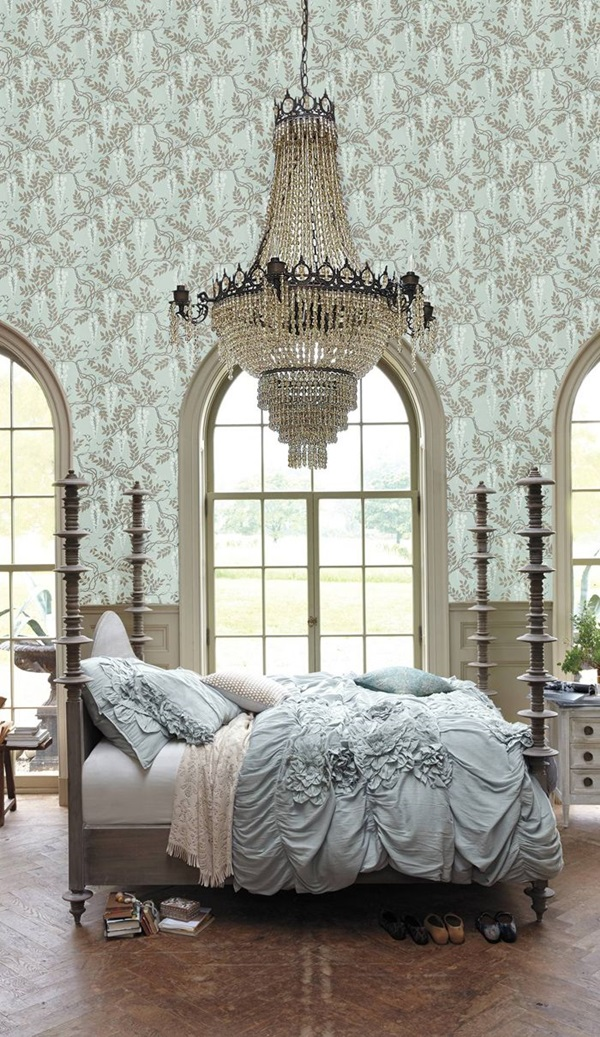 40 Amazing Design of Poster Wallpapers for Bedroom 27