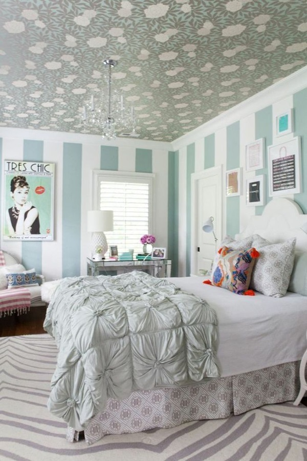 40 Amazing Design of Poster Wallpapers for Bedroom 28