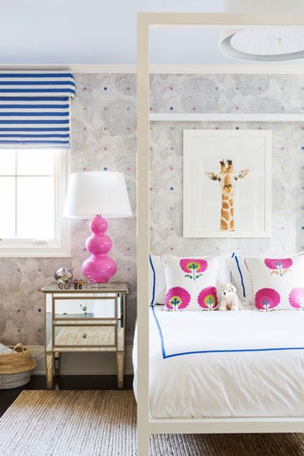 40 Amazing Design of Poster Wallpapers for Bedroom 30