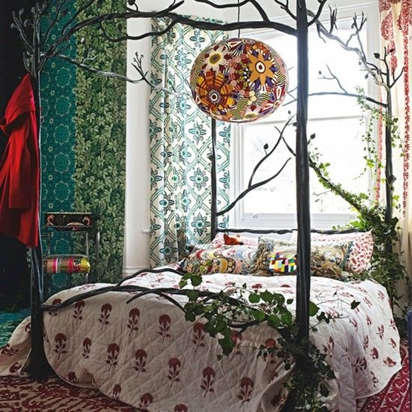 40 Amazing Design of Poster Wallpapers for Bedroom 31