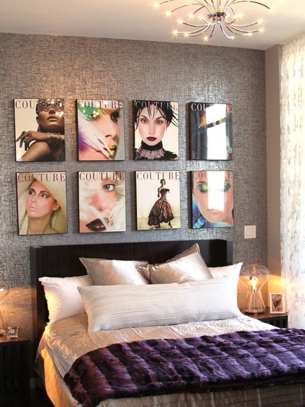 40 Amazing Design of Poster Wallpapers for Bedroom 33