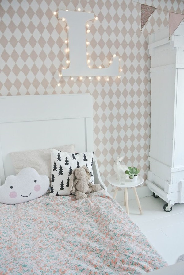 40 Amazing Design of Poster Wallpapers for Bedroom 36