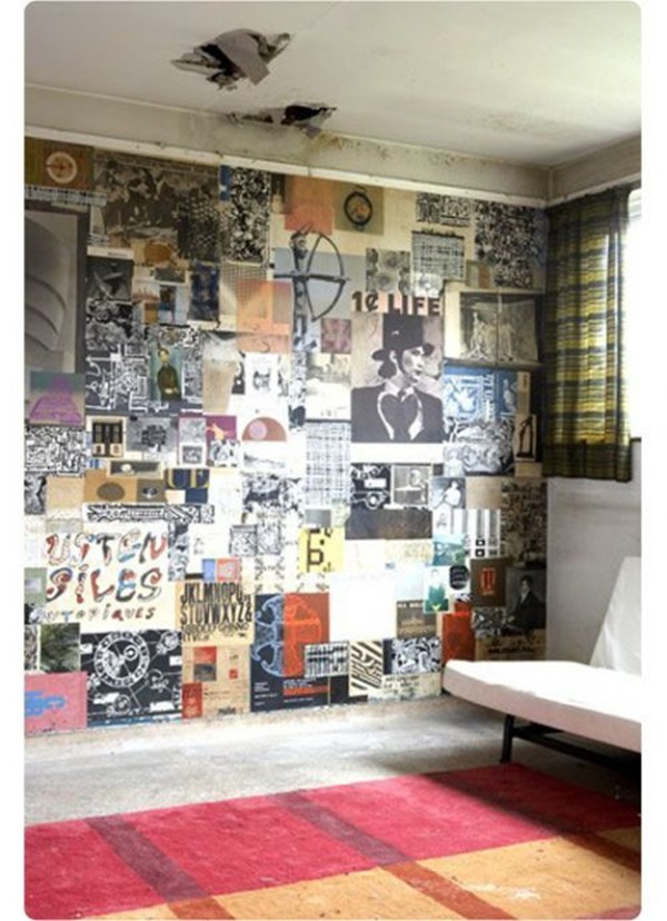 40 Amazing Design of Poster Wallpapers for Bedroom 37