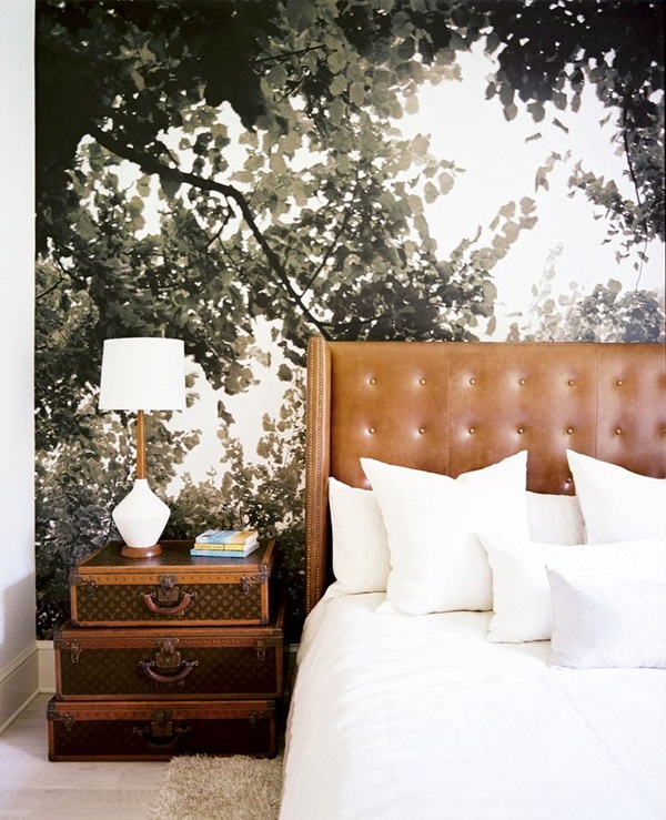 40 Amazing Design of Poster Wallpapers for Bedroom 40