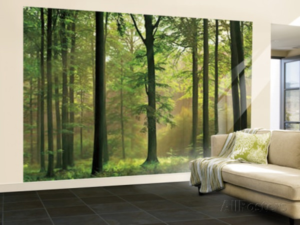 40 Amazing Design of Poster Wallpapers for Bedroom 5