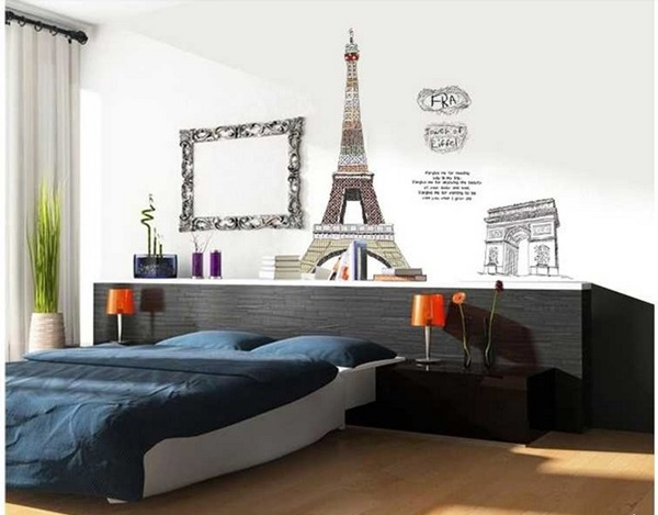 40 Amazing Design of Poster Wallpapers for Bedroom 6