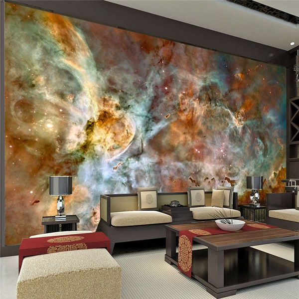 40 Amazing Design of Poster Wallpapers for Bedroom 7