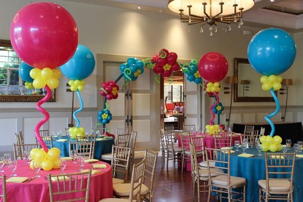 40 Creative Balloon Decoration Ideas 1