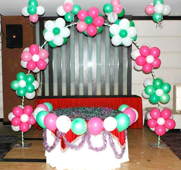 40 Creative Balloon Decoration Ideas 11
