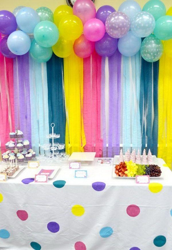40 Creative Balloon Decoration Ideas 12