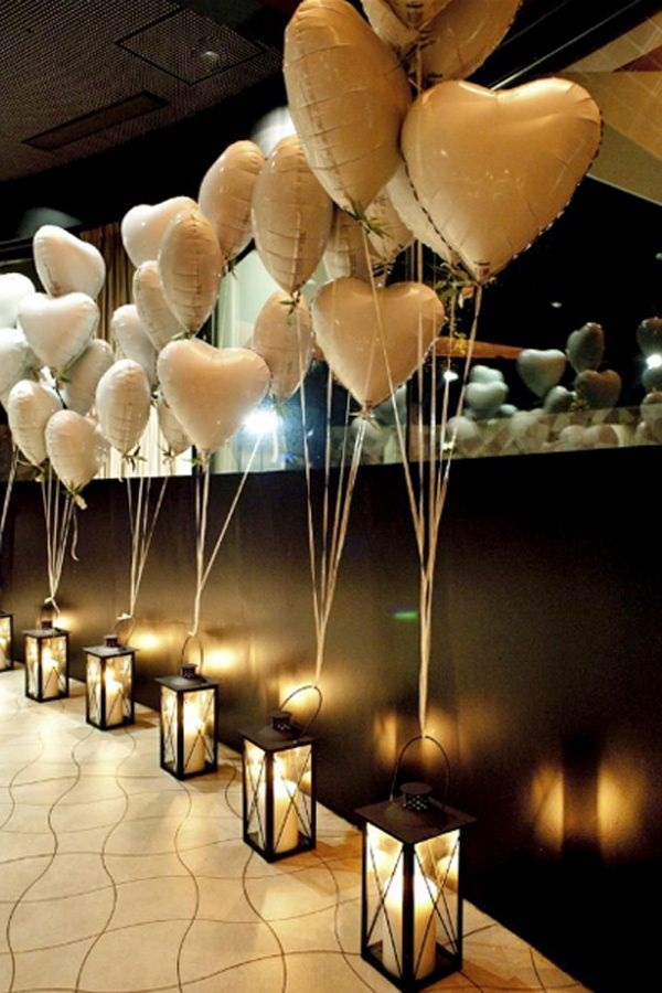 40 Creative Balloon Decoration Ideas 14