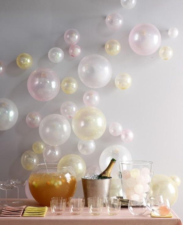 40 Creative Balloon Decoration Ideas 15