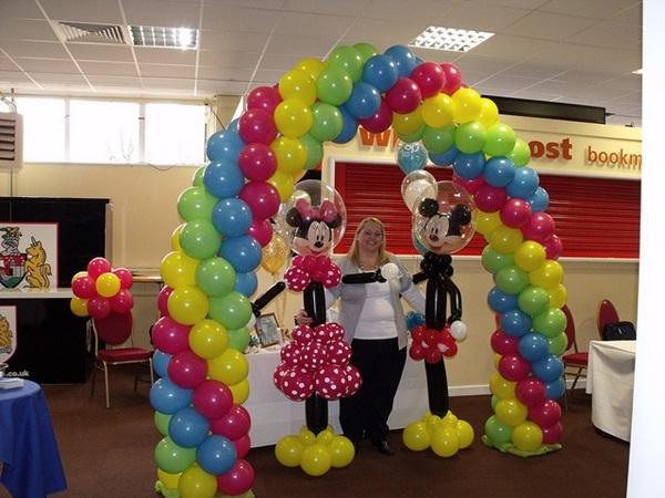 40 Creative Balloon Decoration Ideas 2