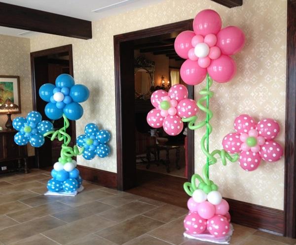 40 Creative Balloon Decoration Ideas 7