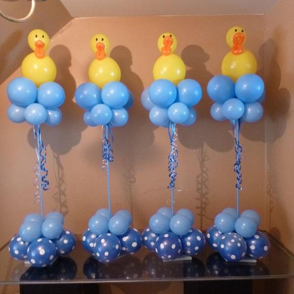 40 Creative Balloon Decoration Ideas 8