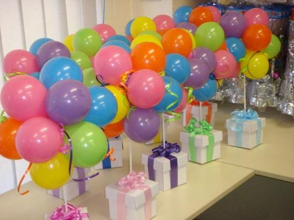 40 Creative Balloon Decoration Ideas 9