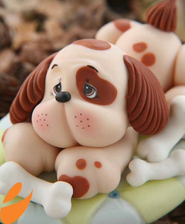 40 DIY Cute Sculpting Tutorials of Polymer Clay16